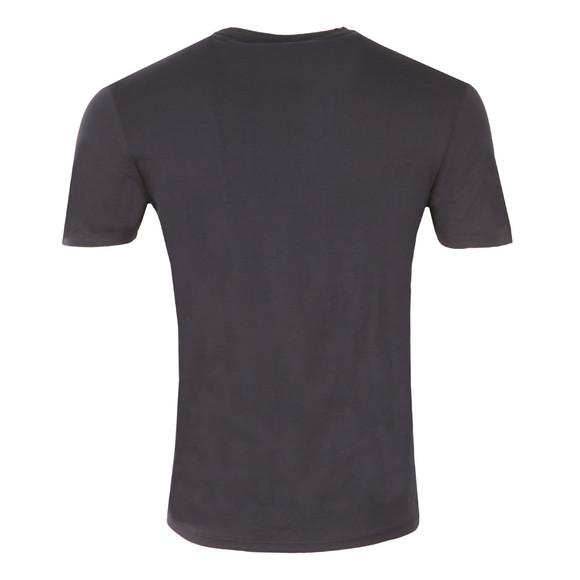 Armani Jeans Mens Blue Milano Logo T Shirt main image
