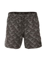 Patterned Swim Short