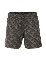 Patterned Swim Short