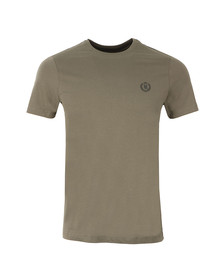 Henri Lloyd Mens Grey S/S Radar Tee