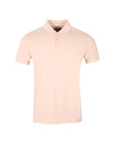Henri Lloyd Mens Pink S/S Byron Polo