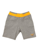Contrast Band Sweat Short