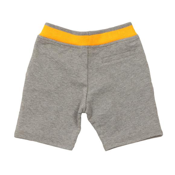 Armani Baby Boys Grey Contrast Band Sweat Short main image