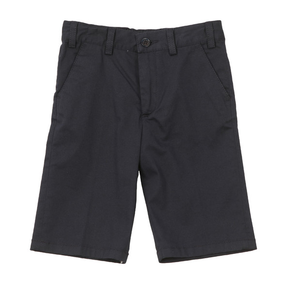 Paul & Shark Cadets Boys Blue Plain Chino Short main image