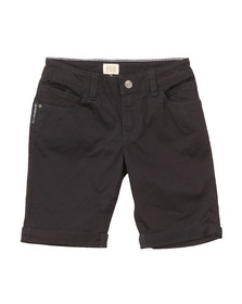 Armani Junior  Boys Blue Chino Short