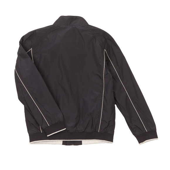 Armani Junior  Boys Blue Lightweight Bomber main image