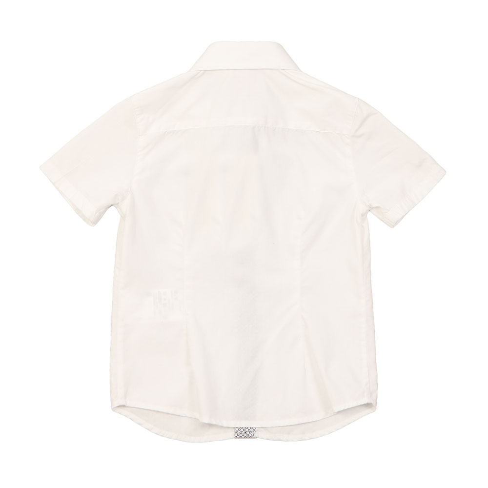 Short Sleeve Plain Shirt  main image