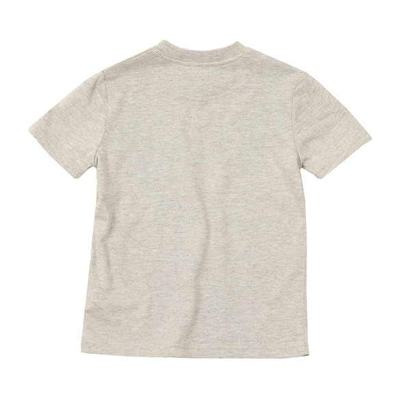 Lyle And Scott Junior Boys Grey Plain Crew T Shirt main image
