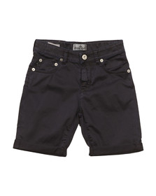 Stone Island Junior  Boys Blue Chino Short