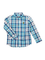 Poplin Big Check Shirt