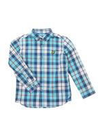 Poplin Big Check Shirt