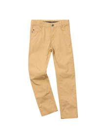 BOSS Bodywear Boys Beige J24501 Chino