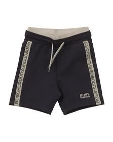 Boss Boys Blue J04257 Sweat Shorts