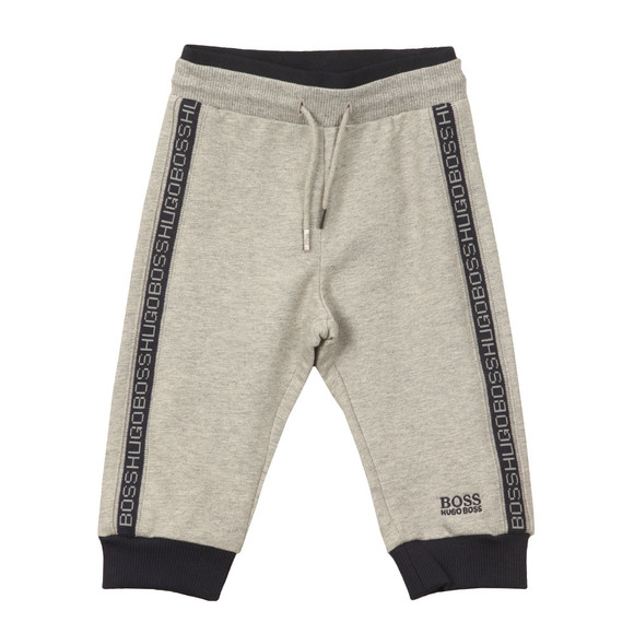 BOSS Baby Boys Grey Logo Jogger main image
