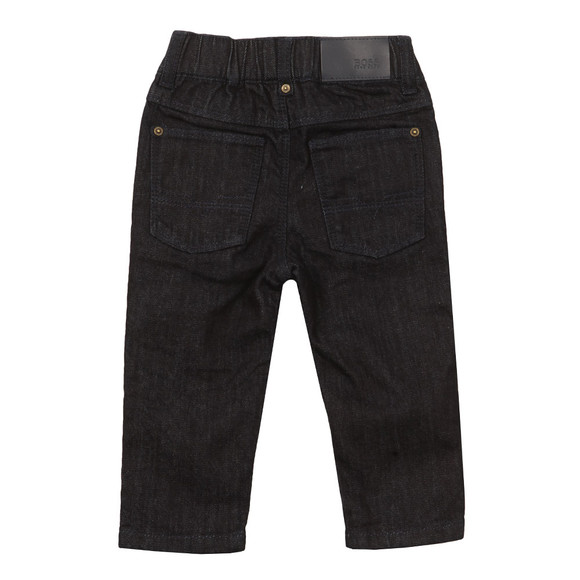 Boss Boys Blue Baby Slim Fit Jean main image