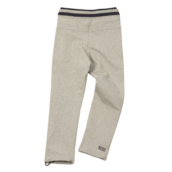 BOSS Bodywear Boys Grey Logo Jogger