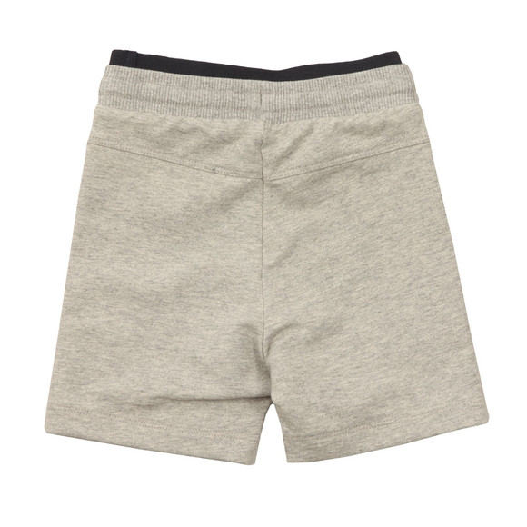 Boss Boys Grey J04257 Sweat Shorts main image