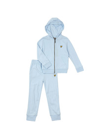Lyle And Scott Junior Boys Blue Full Zip Track Suit