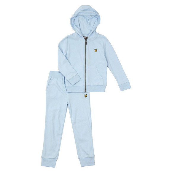 Lyle And Scott Junior Boys Blue Full Zip Track Suit main image