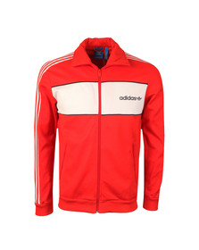 Adidas Originals Mens Red Block Track Top