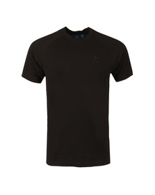 Adidas Originals Mens Black California Triple Tee
