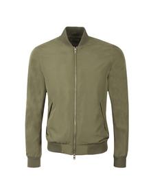 J.Lindeberg Mens Green Thom 72 Gravity Poly Jacket