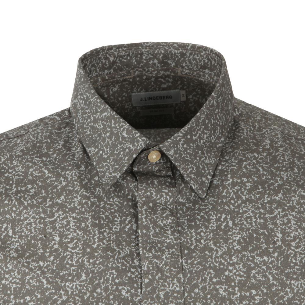 Daniel Cl Short Sleeve Soft Print Shirt main image