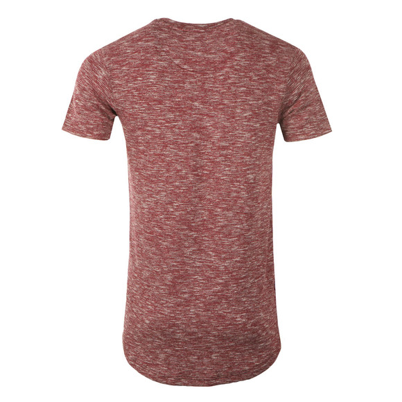 Good For Nothing Mens Red Marl Tee main image