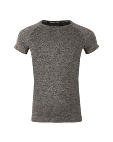 Superdry Sport Mens Grey S/S Active Tee