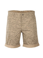 Nathan Super Satin Print Short