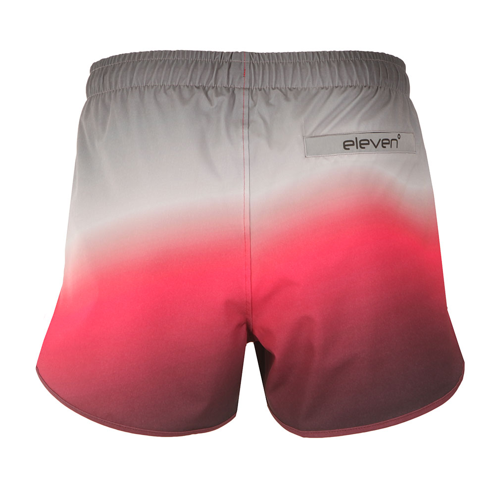 Ombre Wave Retro Swim Shorts main image