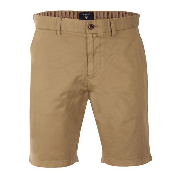 Gant Mens Beige Regular Comfort Shorts main image