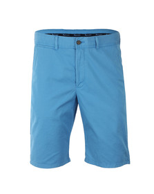 Aquascutum Mens Blue Rushden Chino Short