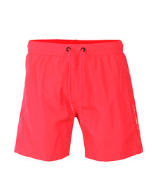 Diesel Mens Pink Wave Swimshorts
