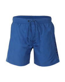 Diesel Mens Blue Wave Swimshorts
