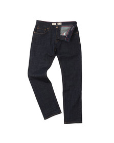 Tommy Hilfiger Mens Blue Bleecker Flex Jean