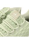 Adidas Originals Womens Green Tubular Shadow Trainers