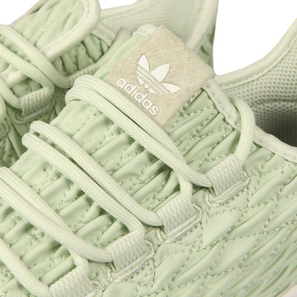 Adidas Originals Womens Green Tubular Shadow Trainers main image