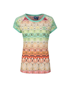 Adidas Originals Womens Multicoloured Borbofresh Tee