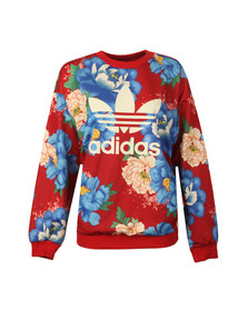 Adidas Originals Womens Multicoloured C-Sweater