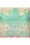 Adidas Originals Womens Multicoloured B L Crop Tank