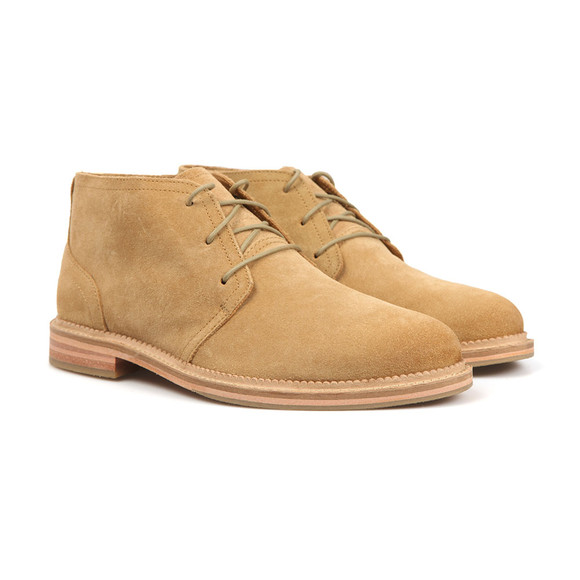 J Shoes Mens Beige Monarch Suede Boot main image