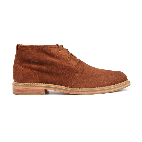 J Shoes Mens Orange Monarch Suede Boot main image