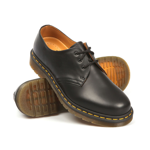Dr Martens Mens Black  1461 Shoe main image