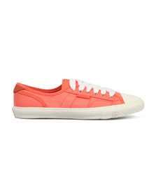 Superdry Womens Pink Low Pro Trainer