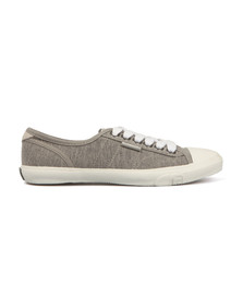 Superdry Womens Grey Low Pro Trainer