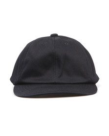 Aquascutum Mens Blue Gunther Canvas Cap