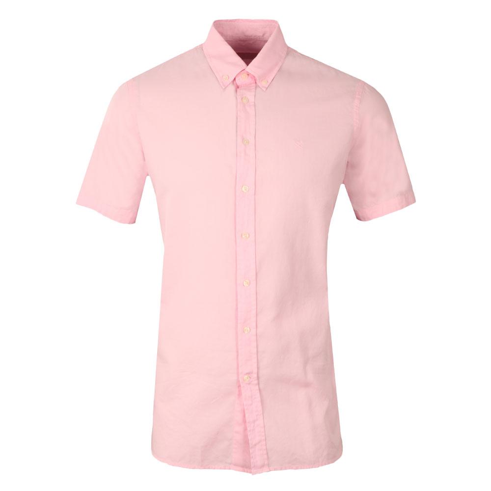 Dyed Oxford SS Shirt main image