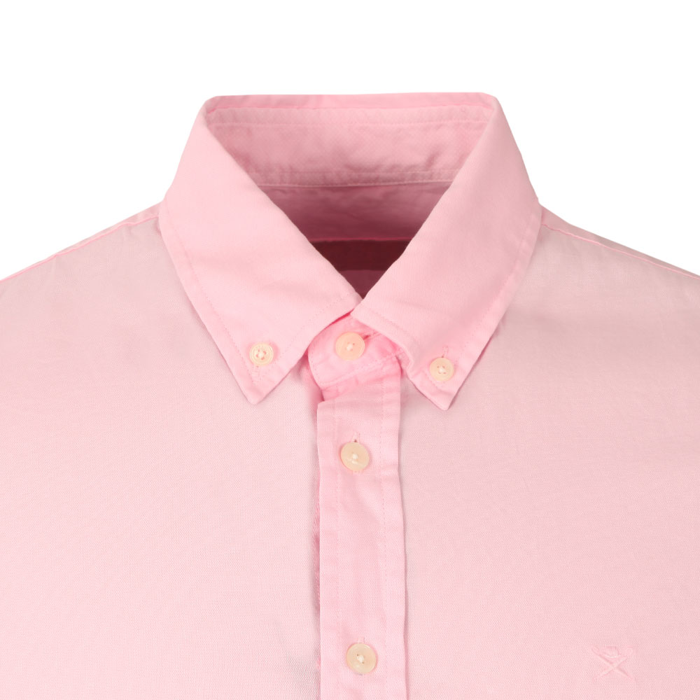 Dyed Oxford SS Shirt main image