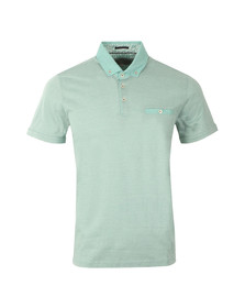 Ted Baker Mens Green Zobelle Polo